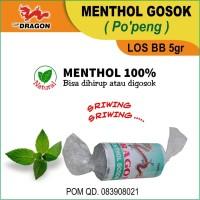 Menthol Refill LOS BB Cap Dragon 5gr
