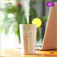 Luna Car Humidifier Diffuser Portable Aromatherapy Cute Lemon Cup