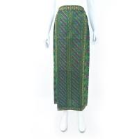 Rok Sepan Tumpal Pucuk Rebung Betawi Batik Songket, S,M,L,XL