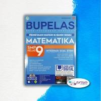 BUKU PELAJARAN : BUPELAS PEMETAAN MATERI & BANK SOAL MATEMATIKA SMP 9
