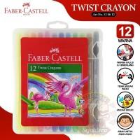Faber-Castell Twist Crayon 12w