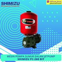 Shimizu Pompa Sumur Dalam PC-260 BIT