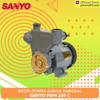 Mesin Pompa Dorong Sumur Dangkal Sanyo PWH 236 C - PROMO