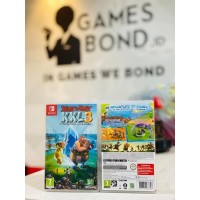 Switch Asterix and Obelix XXL 3 The Crystal Menhir