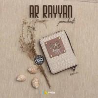 Al Quran Ar Rayyan Saku Alquran Ar Rayyan jaibi non Terjemah