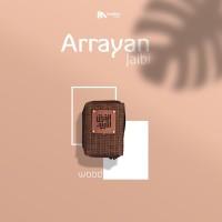 Al Quran Ar Rayyan Saku Alquran Ar Rayyan jaibi non Terjemah - Wood