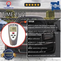 Ferrous Coating Thickness Gauge TIME 2511