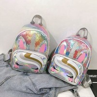 JeniBell - Tas Ransel Anak Unicorn Sleep Sequin / Tas Sekolah Anak