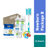 Dr. Brown's Newborn Package B / Gift Set Bayi