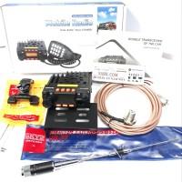 RADIO RIG MINI DUALBAND UV8900 PLUS PAKET BASE (Kabel,power supply)