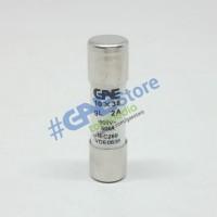 GAE Cylindrical Fuse Tipe gL 500V 50kA 2A - 32A