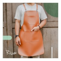 Full Synthetic Leather Apron (barista/ barbershop)