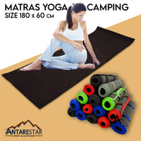 Matras Yoga / Matras Camping /Alas Yoga&camping Outdoor Berkualitas