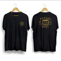 BIG SALE !!! Kaos distro pria / T-shirt pria / Baju pria Filo kopi