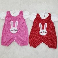 Baju Anak Bayi Perempuan Kodok Jumper Setelan Anak Bayi Little Bunny