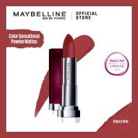 Maybelline Color Sensational Powder Matte Lipstick Make Up
