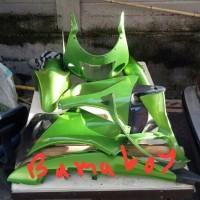 fairing ninja 150 rr hijau zx second