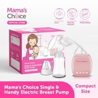 Mama's Choice Single & Handy Electric Breast Pump