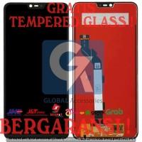 LCD + TOUCHSCREEN XIAOMI MI 8 LITE ORIGINAL 100% BERGARANSI !