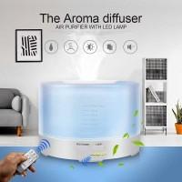 Ultrasonic Aroma Diffuser 500ML Remote Design Air Humidifier H14A