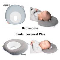 BABYMOOV Lovenest Plus Lovenest+ Pillow / Bantal Anti Peyang Anak Bayi