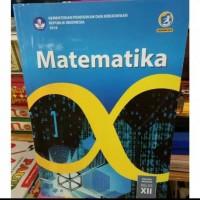 Buku paket matematika kelas 12/XII sma revisi terbaru