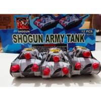 KEMBANG API TANK SHOGUN ARMY TANK