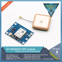 GY-NEO6MV2 GPS Sensor Module | Arduino Raspberry pi