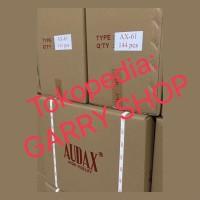AUDAX AX 61 PER SATU DUS KARTON TWEETER WALET ASLI ORIGINAL - 1 DUS + BUBBLE