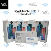 Xiaomi Redmi Note 9 6/128Gb Grs resmi Tam