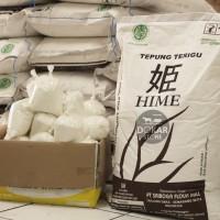 [CURAH] SRIBOGA HIME Tepung Terigu Super Premium 1 Kg