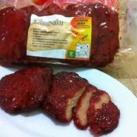 Babi Pangang Merah Vegetarian / Charsiu Chasio Chasiu Char Siu Vege