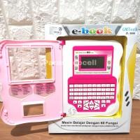 Mainan Edukasi Anak Tablet Belajar Ada Game E-book 60 fungsi
