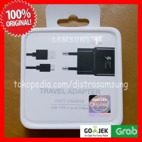 Charger Samsung Fast Charging kabel data tipe C ORI 100%