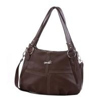 tas pesta wanita original GSL-227 tas formal cewek hand bags cokelat
