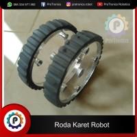 Velg Roda / Ban / Wheel Robot Line Follower Line Tracer