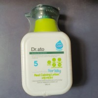 Dr Ato (5)Real Calming Lotion for Baby product import from Korea 350ml