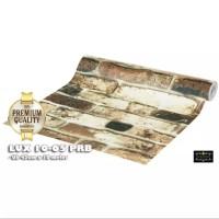 Sticker Dinding/Wallpaper Sticker-Motif Bata