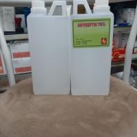 antiseptik /alkhohol 70% 1 liter