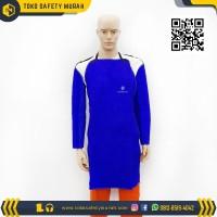 Apron Las Celemek Kulit Set (Top Quality) Alat Safety