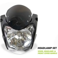 Headlamp / Kedok / Batok Lampu Depan Vixion New 2013 Original