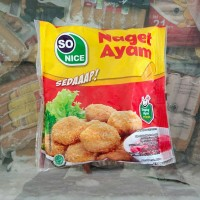 So Nice Chicken Nugget Ayam 250g