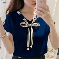 Blouse Laura /Baju Atasan Wanita Terbaru/Fashion Murah