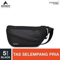 Eiger Riding Rambler 2.0 Sling Bag - Black 5L