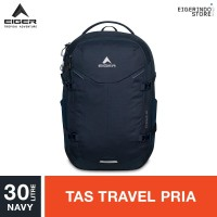 Eiger X-Cyprus 30 Travel Backpack - Navy 30L