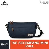 Eiger 1989 Tourer Shoulder Bag - Navy