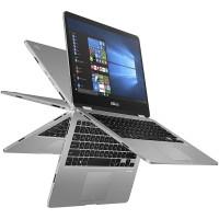ASUS VIVOBOOK FLIP TP401MA N4000 4GB 256GB SSD INTEL HD WIN10 TOUCH