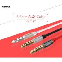AUX Audio Kabel Jack 3.5mm REMAX Cable Jack 1 Meter 1M