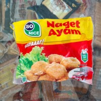 So Nice Chicken Nugget 500 g
