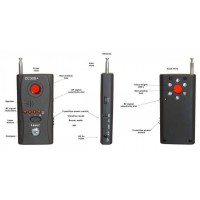 RF Bug Detector - Wireless Finder Spy Hidden GPS GSM Camera Signal